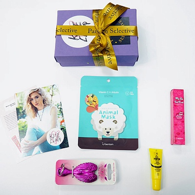 Beauty Box Kate Clapp