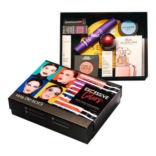 ILE DE BEAUTE BOX